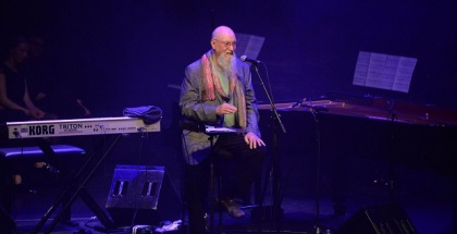Terry Riley Concert - London - 1