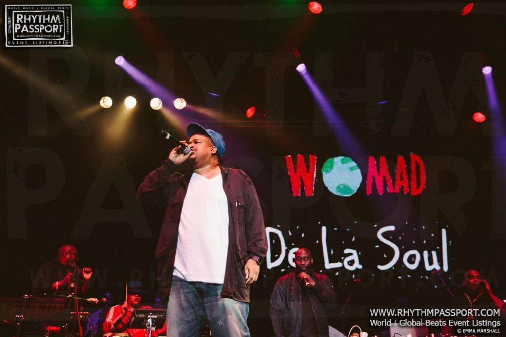 De La Soul - WOMAD