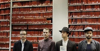 Maximo Park - Interview - 2015