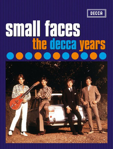 SMALL FACES - The Decca Years 1965-1967