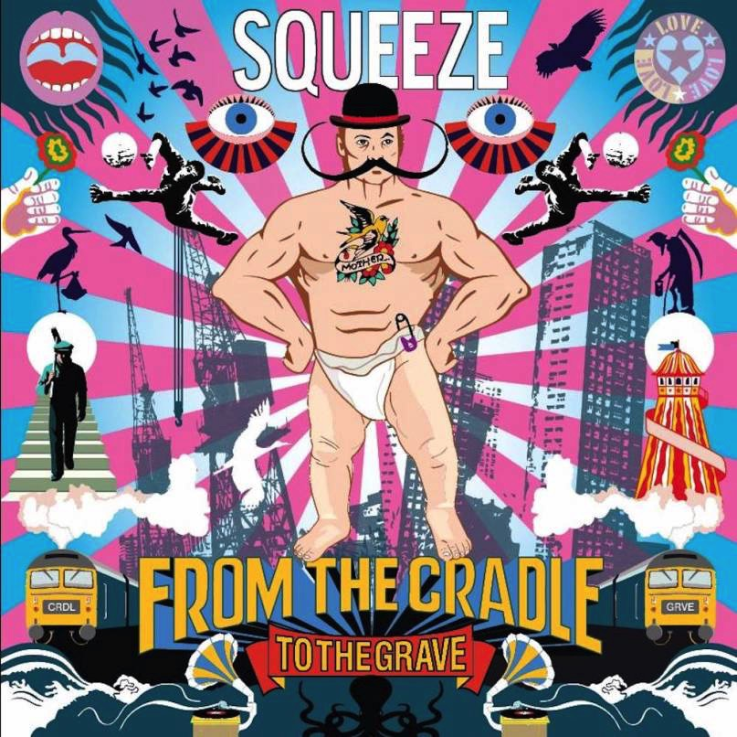 SQUEEZE – Cradle To The Grave