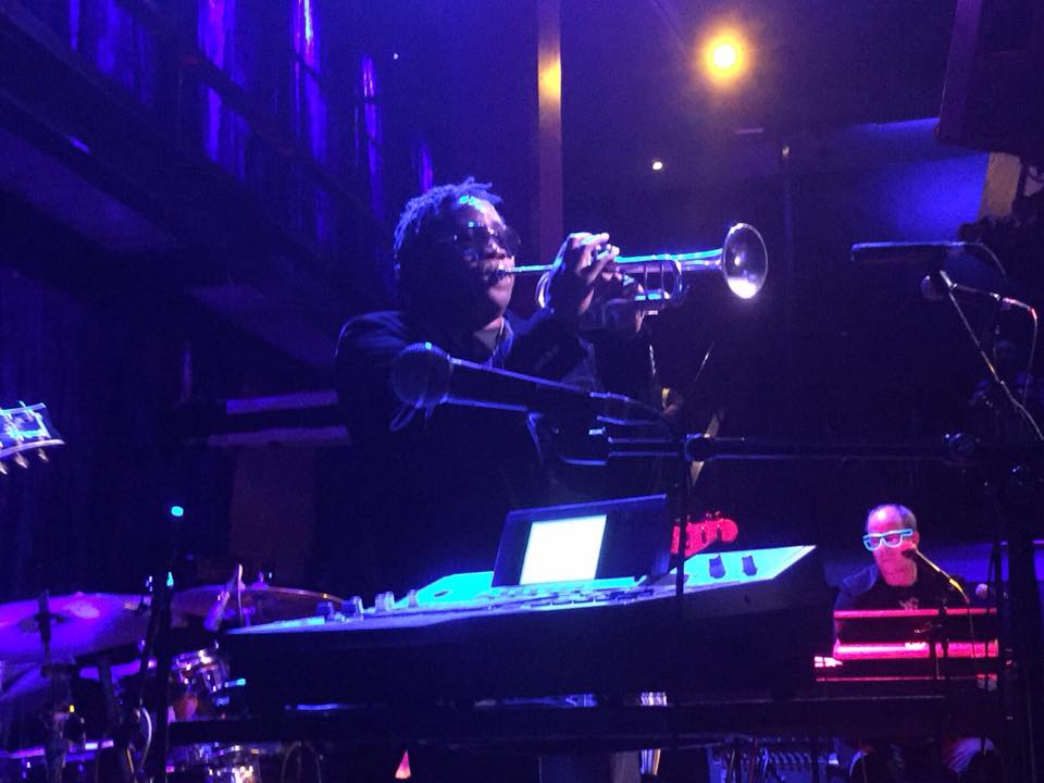 Leron Thomas - Jazz Cafe - London