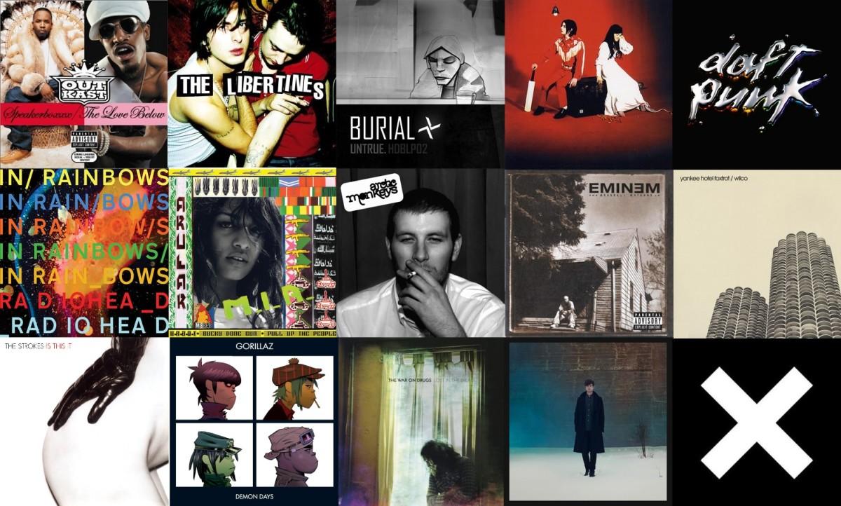aaa picks 15 best albums of the last 16 years aaa music