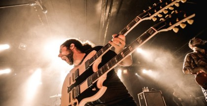 Coheed and Cambria - Live Review - Berlin
