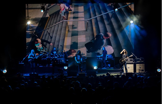 Steve Wilson - Hammersmith Apollo - Live Review