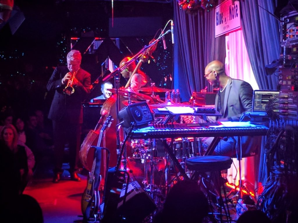 Chris Botti - Blue Note - Live