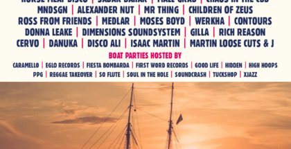 Soundwave Festival - boat parties