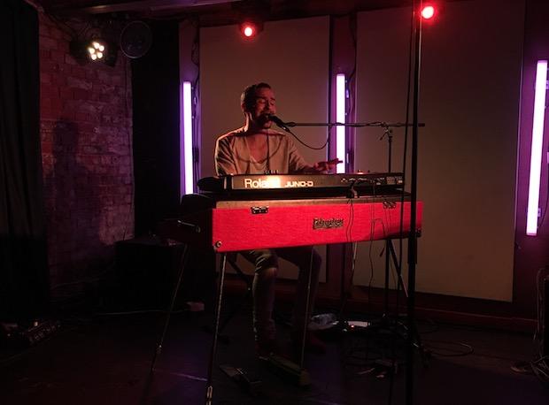 Gabriel Garzón-Montano - Live Review - Berlin