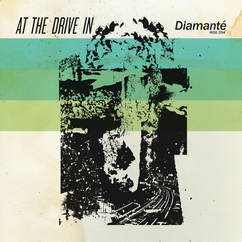 at the drive in - EP review