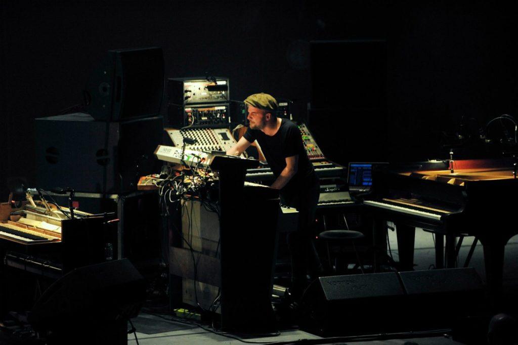 Nils Frahm - Barbican - Live Review - Credit: Tom Howard