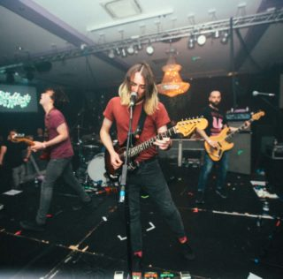Pulled Apart By Horses – Live @ Hackney Arts Centre