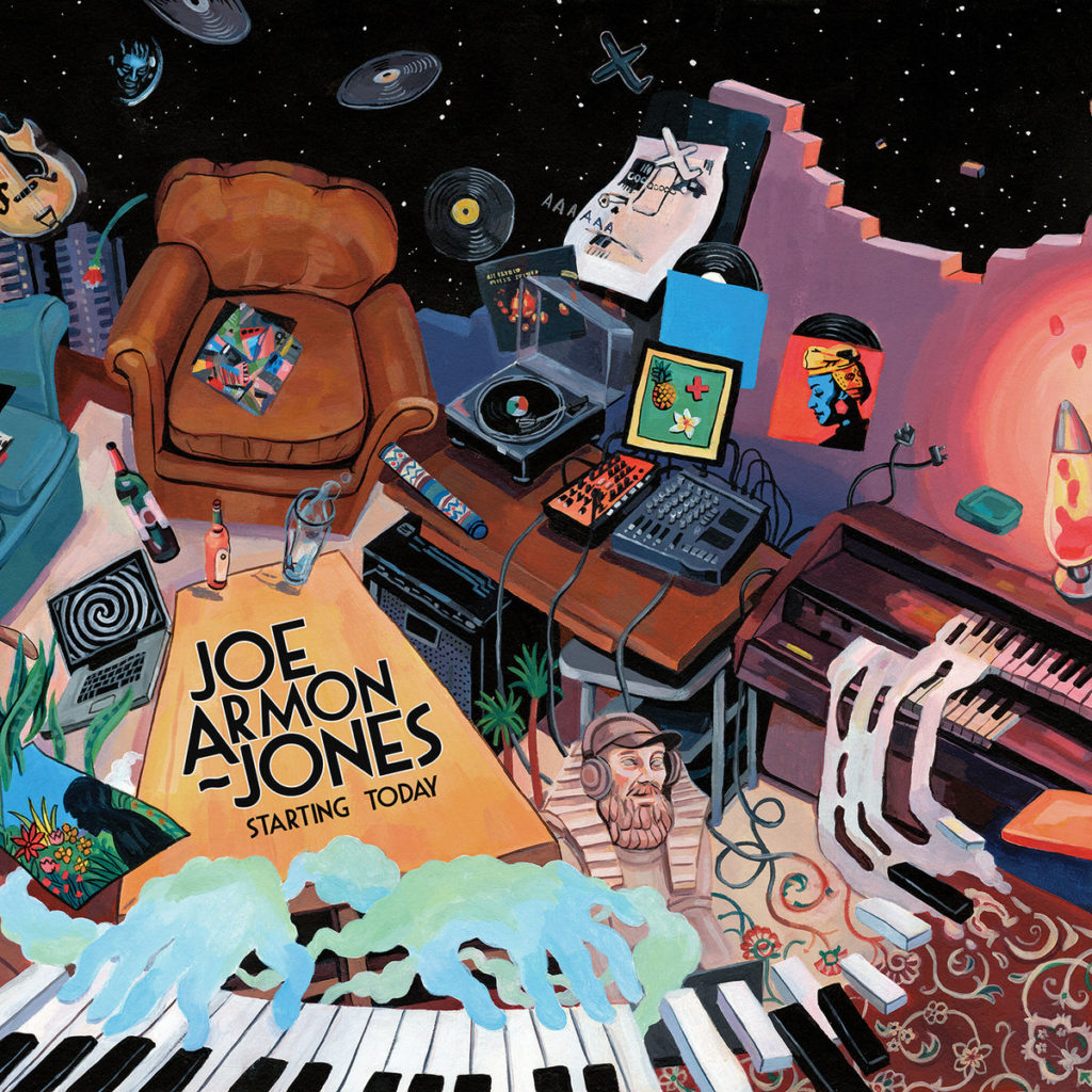 JOE ARMON-JONES - Starting Today - Review