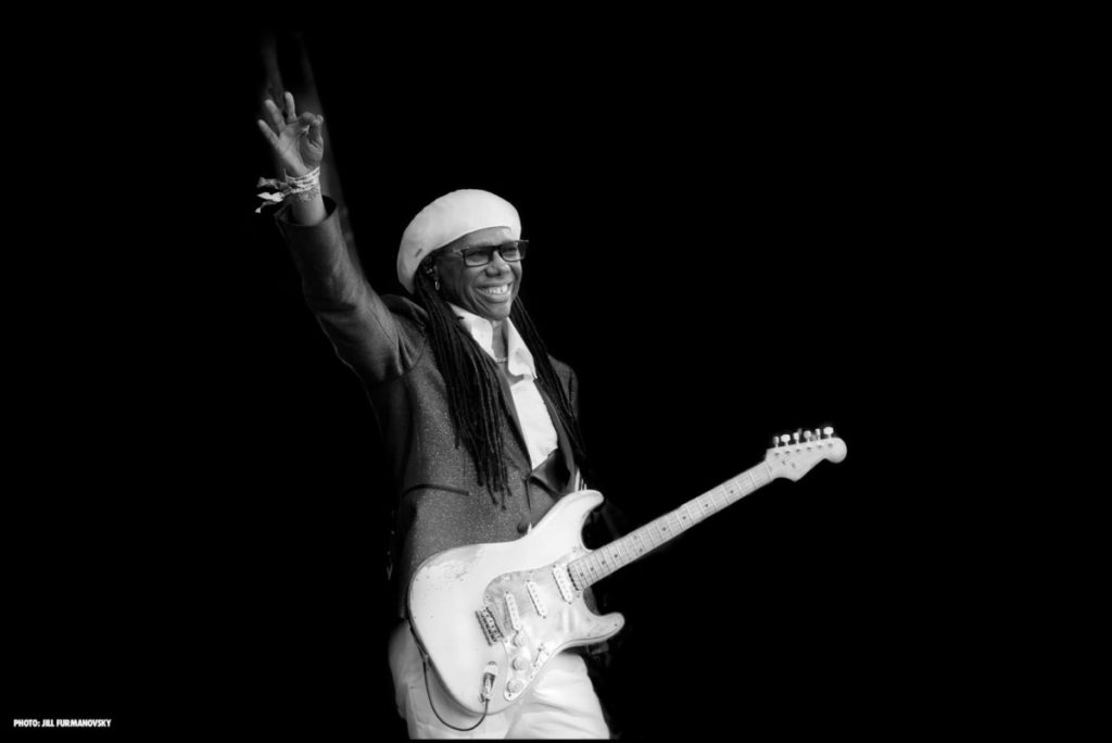 Nile Rodgers - CHIC - Berlin - Review